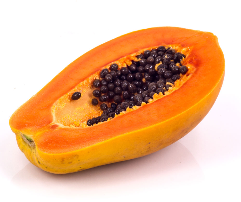 semillas de papaya para eliminar parasitos