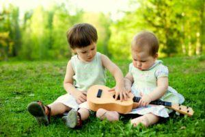 Música de relajación para niños