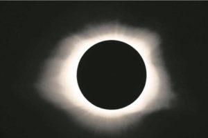 luna llena eclipse hoy