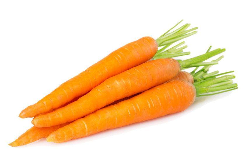 propiedades de la zanahoria