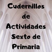 cuadernillos de actividades Sexto Grado