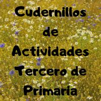 cuadernillos de actividades tercer Grado