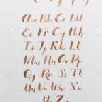 caligrafia cursiva pdf