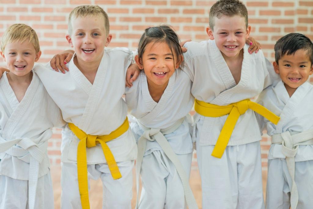 artes marciales niños