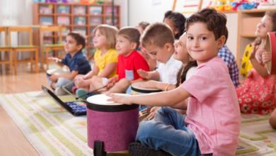artes musicales niños