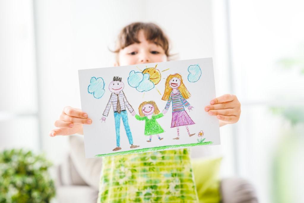 artes plasticas en niños