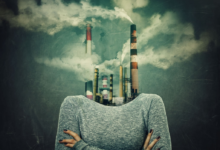 contaminación del pensamiento