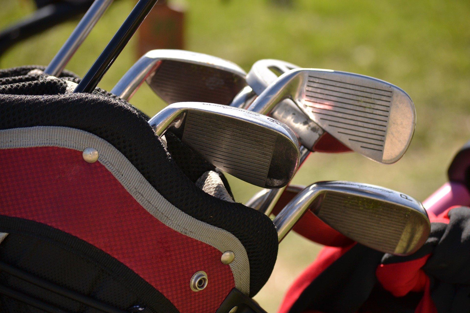 caracteristicas bolsas palos de golf