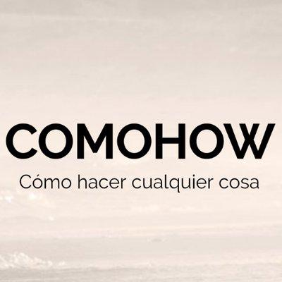 comohow