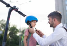 vehículos electricos para niños