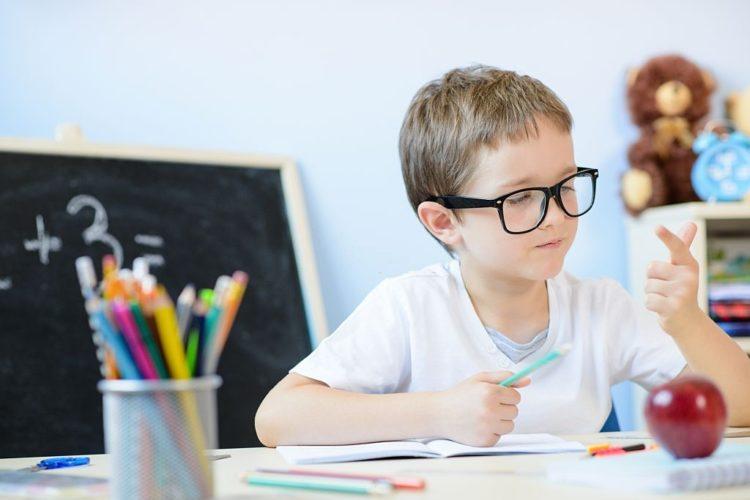 iniciar a los niños en las matematicas