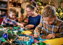 Actividades y manualidades divertidas para hacer con los más pequeños del hogar