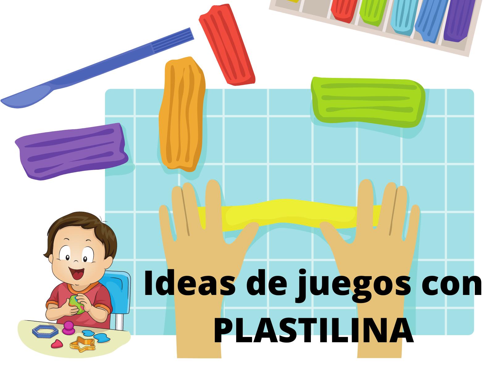 ideas para jugar con plastii