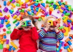 beneficios de los juguetes educativos en los niños