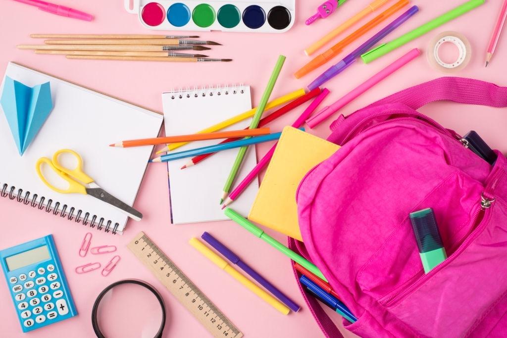 Esenciales material escolar